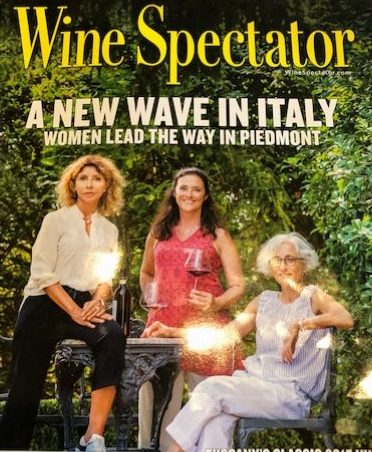 Wine Spectator's Review of Vineyard Designate